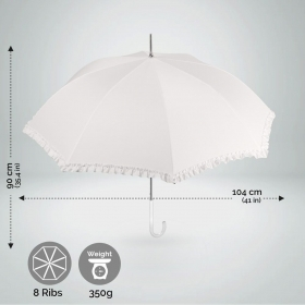 Ladies automatic umbrella Perletti 12035