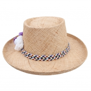 Women's summer hat Raffaello Bettini RB 19/4