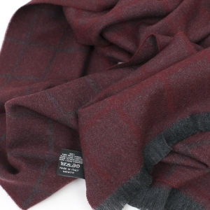 Men's wool scarf Ma.Al.Bi. MAB508/927/7