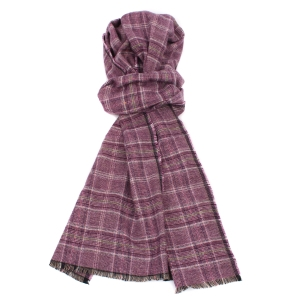 Men's winter cotton scarf  Pulcra Rover