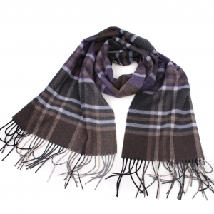 Men's wool scarf Ma.Al.Bi. MAB105/117/5