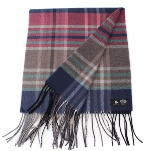 Men's wool scarf Ma.Al.Bi. MAB105/117/7