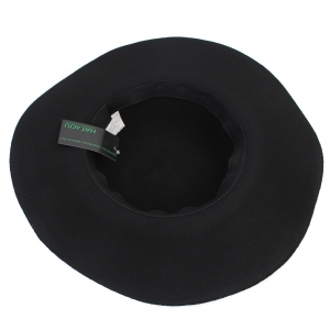 Felt hat with a wide brim HatYou CF0280