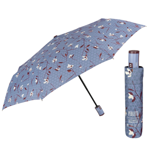 Ladies' automatic Open-Close umbrella Perletti Technology 21694