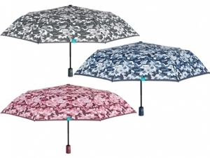 Ladies' automatic Open-Close umbrella Perletti Time 26192