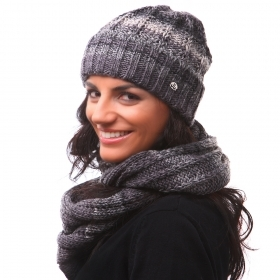 Ladies knited scarf JailJam JG0067